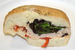 Jamba Juice - Gobble'licious sandwich