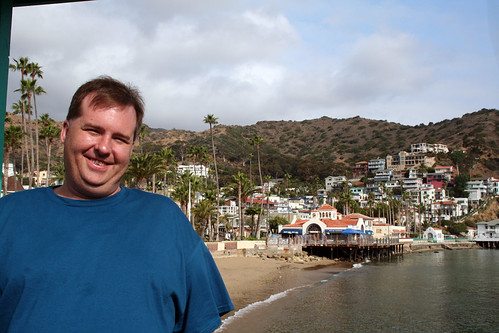 Catalina - Mike on the Green Pier