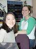 Xiaomeng Zhong and Michelle Bennett