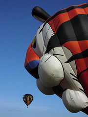 They're Gr-r-reat! (Ben_D) Tags: alabama humor olympus decatur hotairballoon ballooning tonythetiger alabamajubilee c2040 kodakpotd