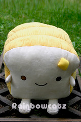 Japan Nagomidou Bread Loaf Plush ( Rainbowcatz ) Tags cute japan toast plush kawaii breadloaf