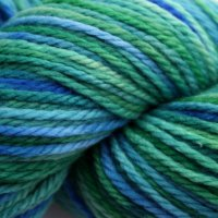 Seaglass on 3-ply merino  - 3.5 oz.