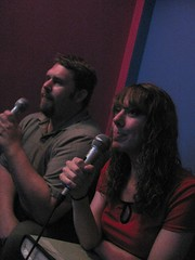 Ryan and Kara Karaoke by edenpictures, on Flickr