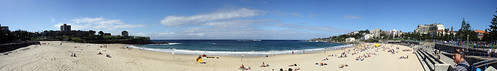 Coogee Beach - 180° Panorama