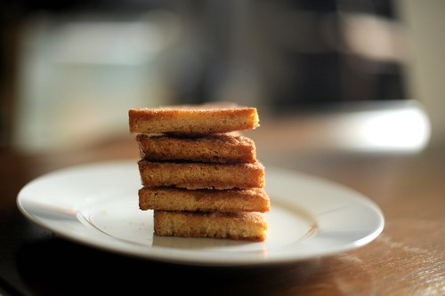 cinnamon toasts