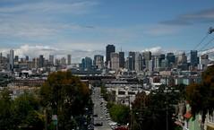 From Potrero Hill (Kev Z.) Tags: sf california ca skyline digital skyscraper canon eos rebel san francisco downtown district hill potrero financial xti