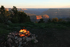 North Rim, Grand Canyon, Arizona (Bryan-Long-Photography) Tags: park travel southwest water creek river hall bill waterfall colorado desert hiking grandcanyon grand canyon deer national backpacking springs thunder narrows trailhead kaibabnationalforest northrimgrandcanyon indianhollow northrimofgrandcanyon tapeats monumentpoint forestroad22 jugpoint