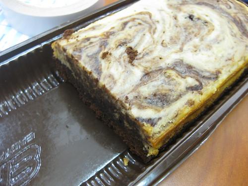 Marble Cheese Brownies #1
