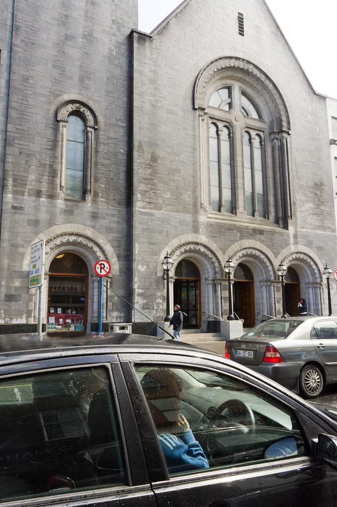 Church On O'Connell Street In Limerick