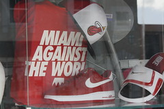 (Chuck Diesel) Tags: basketball 1 heat airforceone miamibeach athletesfoot