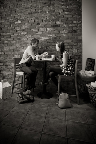 394/1000 - Stopped for a coffee by Mark Carline