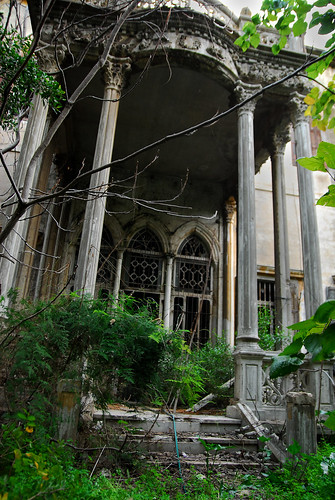 Mansion Entrance