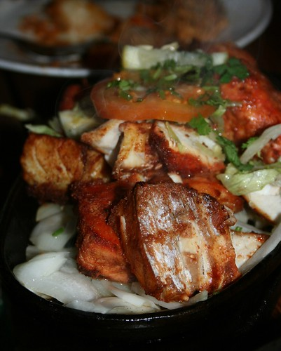 Masala Fish at New Tayyabs
