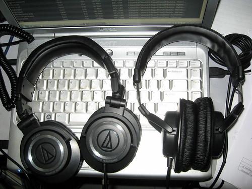 Audio Technica ATH-M50 VS ATH-M30