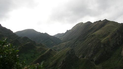 055.半平山絕壁
