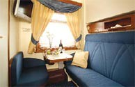 Train Chartering offers Golden Eagle for charter - Carriage gold class day