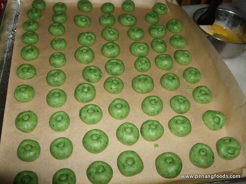 greenpea cookies