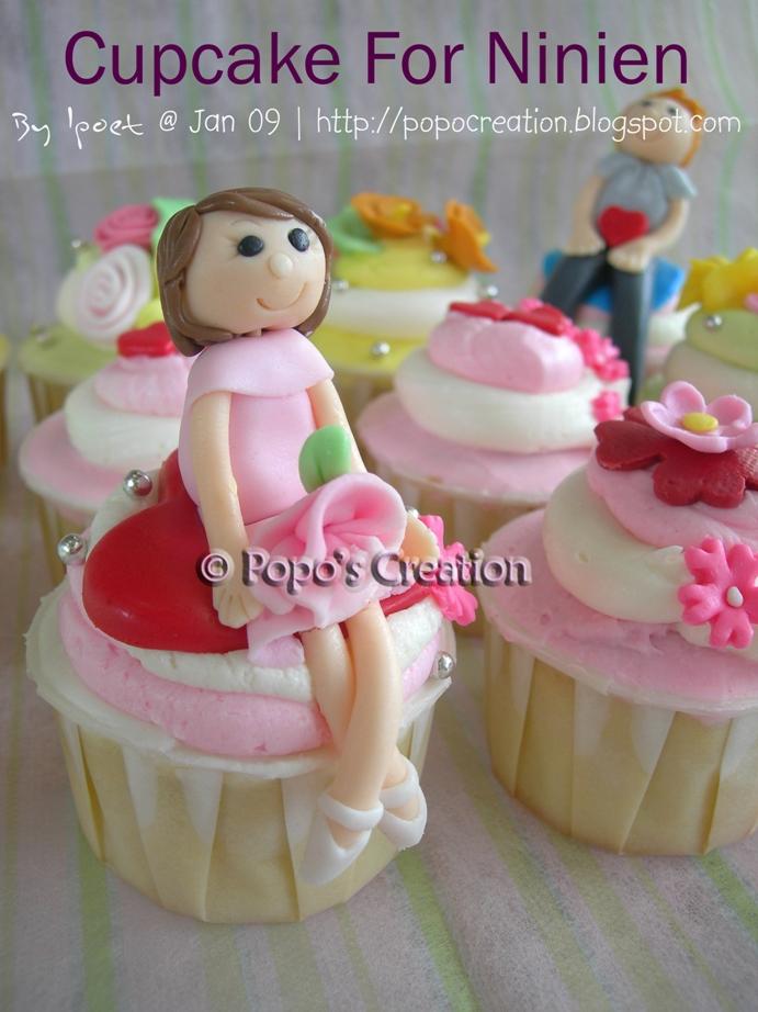 Cupcake For Ninien....