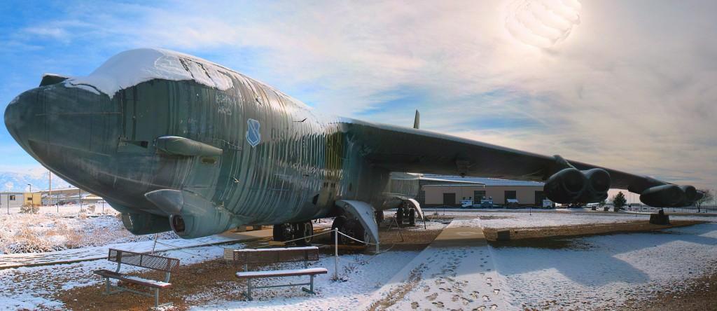 B-52 Stratofortress - Inverno
