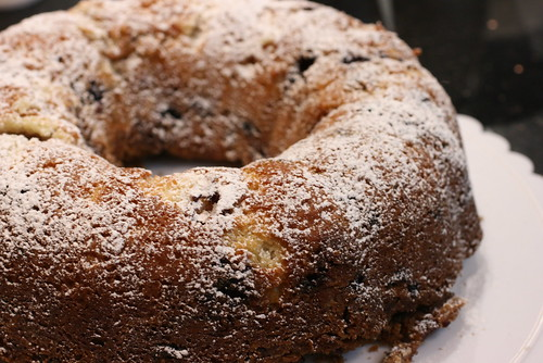 Blueberry Coffee Cake 5
