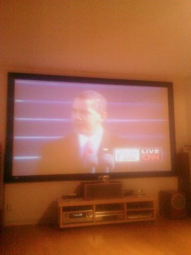 Obama på 126 tum