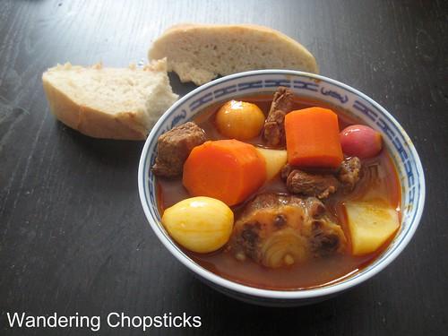 Bo Kho (Vietnamese Beef Stew) 1