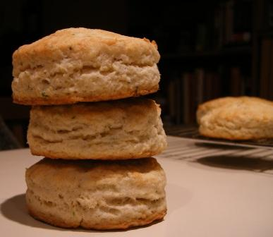 Cookbook Casting Call: Herbed Biscuits