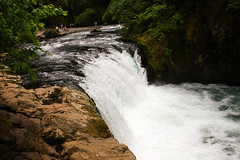 Waterfalls on Eagle Creek (ScenicScapes) Tags: travel oregon landscape waterfall scenic waterfalls pacificnorthwest scenics cascademountains cascademountainrange sceniclandscape photoscenics