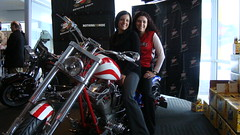 Harley Shots (The Official MGD Canada Flickr) Tags: raptors molson draught mgd