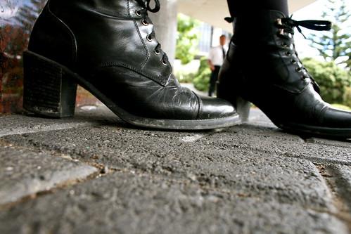 Thursday: Nouveau Boots