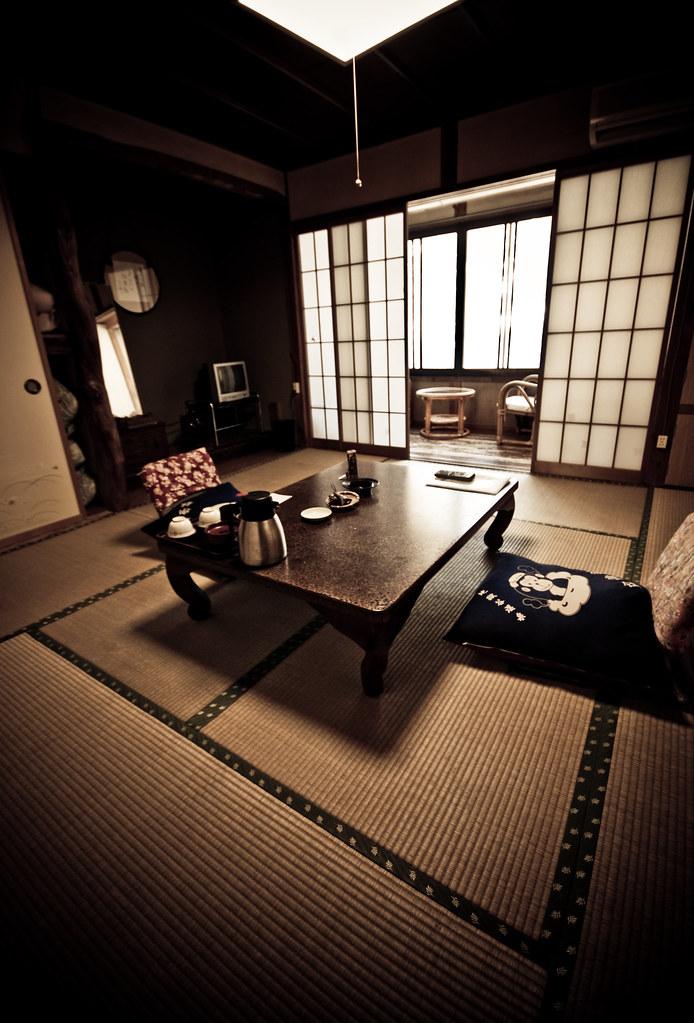 Yudanaka Ryokan Room