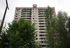 Chernobyl (Fieldy.) Tags: pripyat 1986 chernobyl accident derelict ukraine chernobylnuclearpowerplant disaster nuclear reactor power plant soviet union 26april1986 fieldy fieldym urbex ue urbanexploration urban exploration abandoned matthewfield matthewfieldphotography travel travelphotography adventure