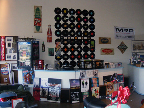 A new record store in Birmingham