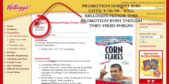Kelloggs promotion