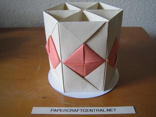 Ornament Hexagon Pencil Holder A Photo On Flickriver