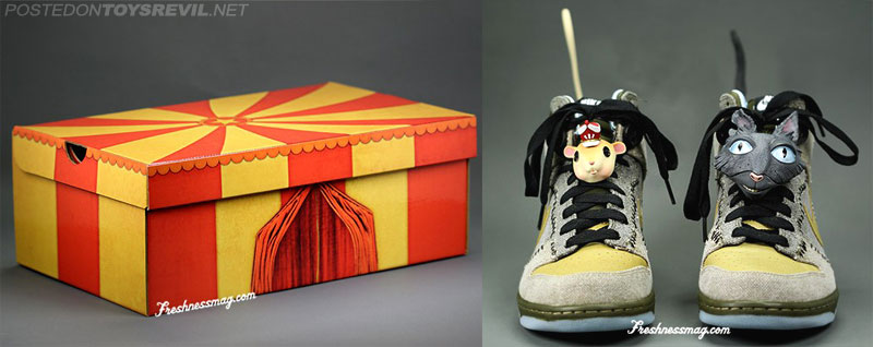 be936c3aa5ce Coraline Nike Dunks  The Movie Contest and Promotion So Far