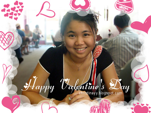 Happy Valentine's Day 2009