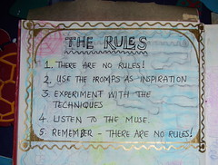 The Rules by By Caro's Lines
