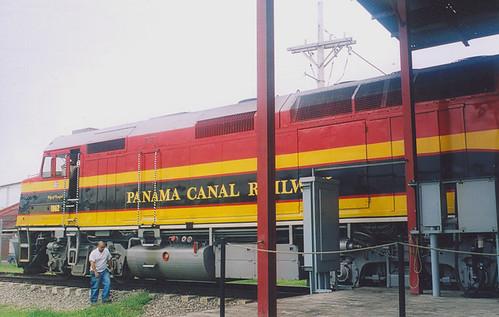 Panama Canal Railway_3