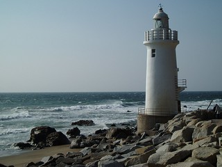《伊良湖》伊良湖岬灯台