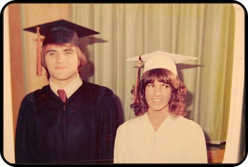 Idaho Falls HS Graduation 1975