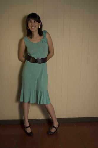 vestido: pepermint