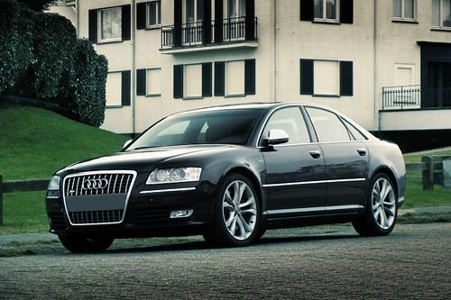 audi s8 v10. Audi S8 *Explored*