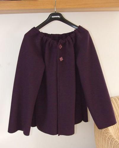 La 39 du livre 52 (One day sewing winter clothes)