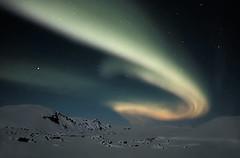 Northern Lights 33 (Kerstin Langenberger) Tags: winter landscape iceland aurora northernlights auroraborealis landmannalaugar landscapephotography norurljs langenberger kerstinlangenberger