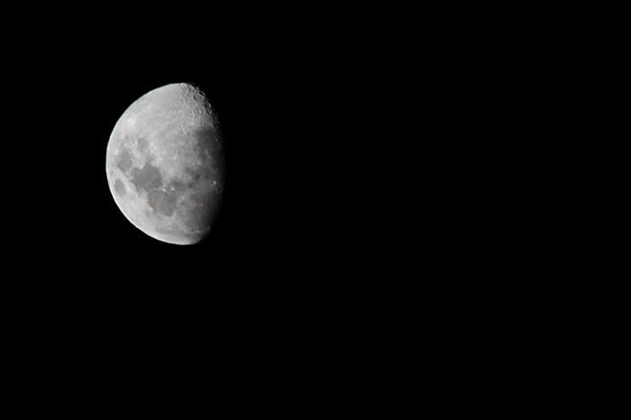 Giant Moon