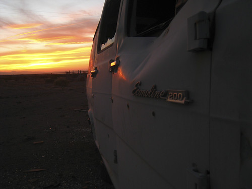Van Sunset