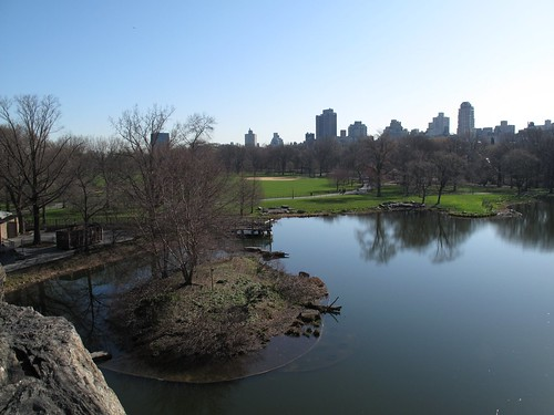 View from Belvedere Castle, Central Park