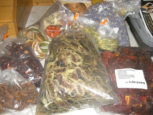 dreid herbs from evripidou st athens