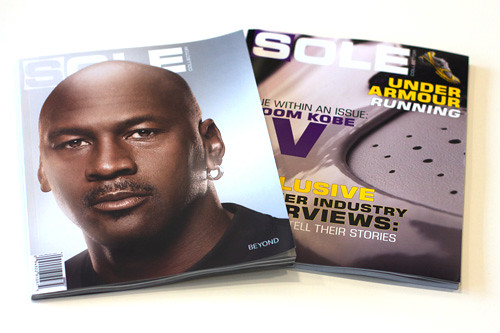 Sole Collector Magazine Issue 26 + 27